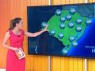 Nebulosidade e calor colocam RS em alerta para temporais nesta quarta