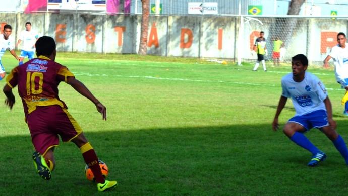São Raimundo-RR x Genus (Foto: Nailson Wapichana/GloboEsporte.com)