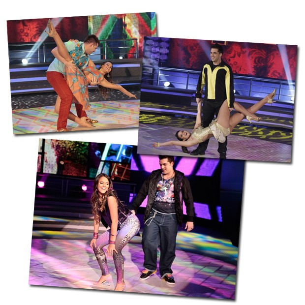 Bruna é a favorita a ganhar a competição Dança Dos Famosos e arrasou no funk domingo passado (04.08) (Foto: Divulgação/ Rede Globo)