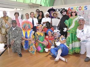 Dia da Cultura é atração em Volta Redonda (Foto: Divulgação/PMVR)