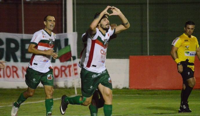 Rafael Pilões, São Paulo-RS, gauchão, 2016 (Foto: Sport Club São Paulo / Divulgação)