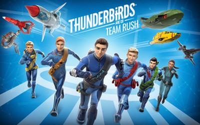 Thunderbirds: Team Rush