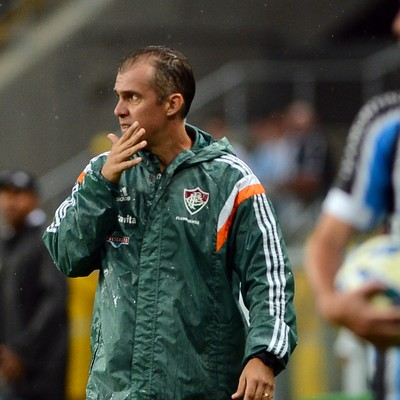 Eduardo Baptista Fluminense (Foto: EDU ANDRADE/ESTADÃO CONTEÚDO)