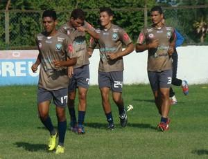 Maranguape busca voltar à 1ª divisão após quatro anos (Foto: Divulgação/Maranguape)