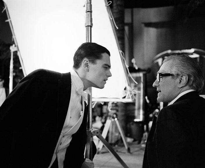 DiCaprio e Martin Scorsese (Foto: Divulgação)