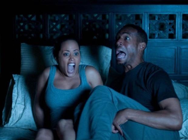 'Inatividade paranormal' segue a linha de 'Todo mundo em pânico' (Foto: Divulgação)