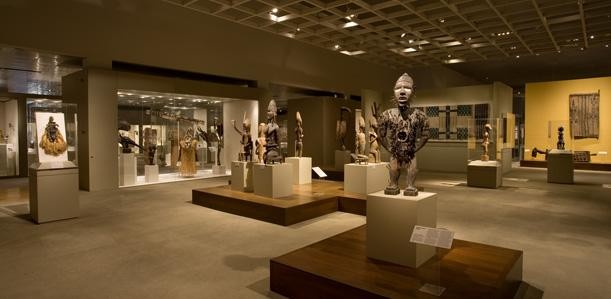 UMA DAS GALERIAS DO CLOISTEURS MUSEUM, EM NOVA YORK  (Foto: Reprodução)