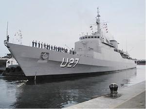 Navio-Escola da Marinha estará aberto para visitação (Foto: Divulgação/ Marinha)