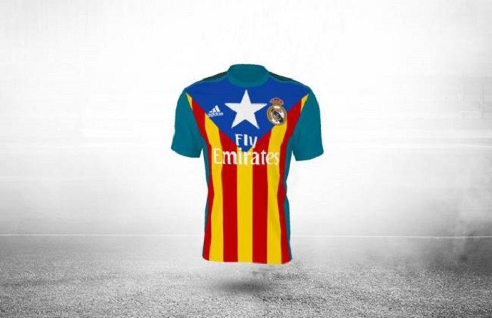 BLOG: Cores do Barça, Julio Iglesias, Pokémon: internautas zoam 3ª camisa do Real