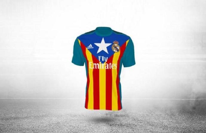 BLOG: Cores do Barça, Julio Iglesias, Pokémon: internautas zoam 3ª camisa do Real