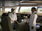 1ª capitã brasileira de longo curso vai comandar navio de 183 metros