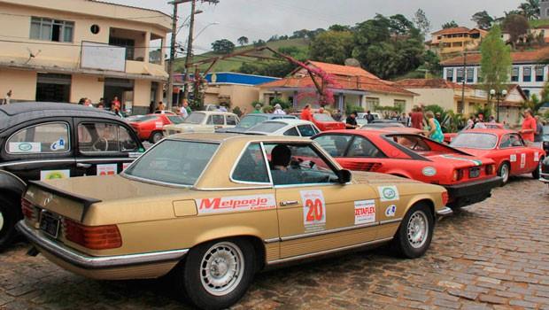 Classic Rallye vai movimentar Ponta Grossa, com apoio da RPC (Foto: Teresa Gago/ Auto Classic)