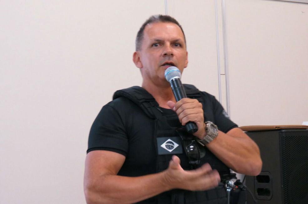 O policial civil Luis Mauro Albuquerque Araújo será o novo titular da Secretaria de Estado da Justiça e da Cidadania (Sejuc) (Foto: Divulgação/Governo do RN)