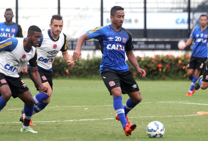 Jorge Henrique, Vasco (Foto: Paulo Fernandes/Vasco.com.br)