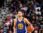 Com Curry decisivo, Warriors arrancam vitória sobre os Pelicans no finzinho