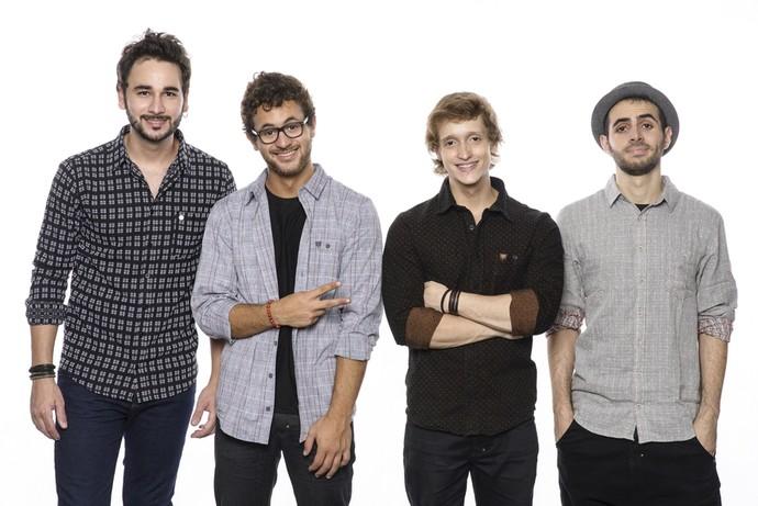 Jamz lança no álbum 'Tudo Nosso' (Foto: Jamz/Divulgação)