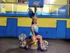 Veja os figurinos de Carol Marins, da Tuiuti, para a fase rainha de bateria