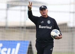 felipão grêmio (Foto: Lucas Uebel/Grêmio FBPA)