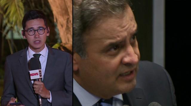 Gilmar Mendes arquiva inquéritos contra Aécio e Jorge Viana