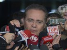 Após prisão de Delcídio, Renan adia mais uma vez sessão do Congresso