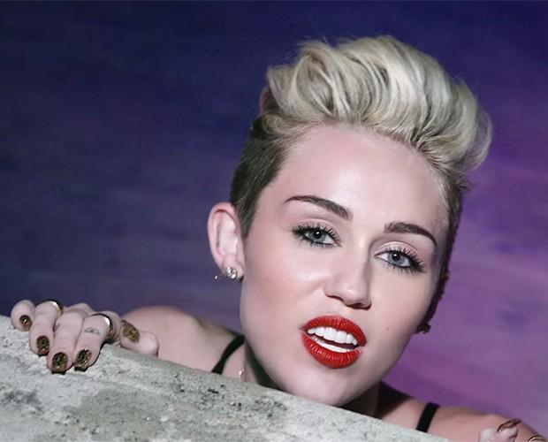 Miley Cyrus planeja lançar novo álbum ainda em 2015 (Foto: Reprodução)