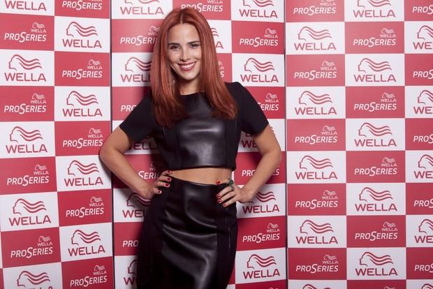 Wanessa Camargo (Foto: WELLA/Divulgação)