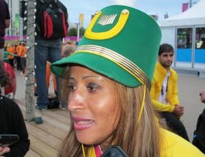 Terezinha Guilhermina (Foto: Cahê Mota / Globoesporte.com)