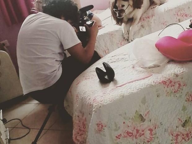 Ideia da 'Pets Filmes' surgiu após irmãos perceberem potencial neste mercado (Foto: Divulgação/Pets Filmes)