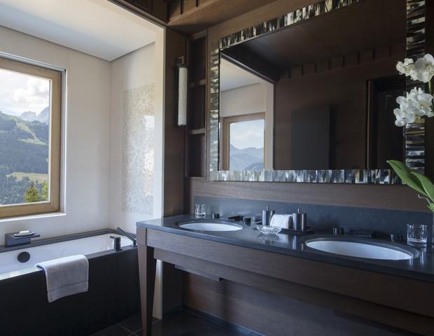 FOUR SEASONS HOTEL MEGÈVE (Foto: reprodução)