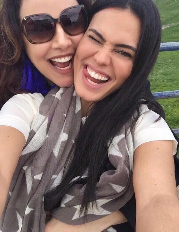 Ana Carolina e Leticia Lima (Foto: Instagram / Reprodução)