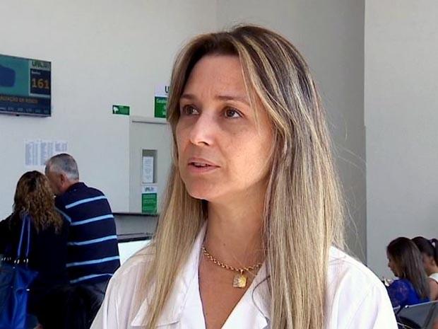 Marta Pereira Trevisanuto (Foto: Reprodução/TV Fronteira)