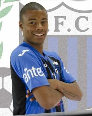 Nicolas de la Cruz, meia destaque do Liverpool do Uruguai (Foto: Site oficial Liverpool-URU)