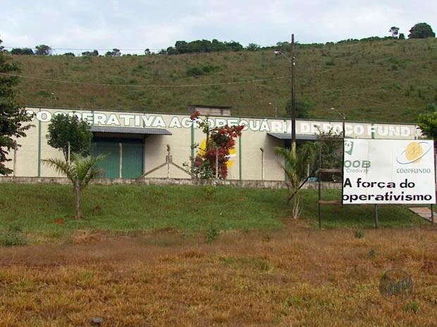 Prejuízo em cooperativa de Poço Fundo chega a R$ 1,3 milhão. (Foto: Reprodução EPTV)