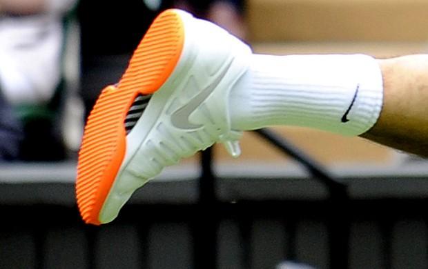 tênis roger federer wimbledon (Foto: Agência EFE)