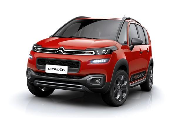 Citroën Aircross é revelado  (Foto: Divulgação)