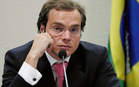 O doleiro Lúcio Funaro,preso na Papuda desde julho do ano passado (Foto:  DIDA SAMPAIO/ESTADÃO CONTEÚDO)
