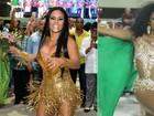 Carmen Mouro não é mais rainha da Mocidade; Camila Silva assume
