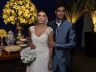 Saiba tudo o que rolou no casamento de Franciele Almeida e Diego Grossi