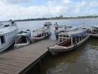 No Amapá, sírio é detido por falta de documentação no porto de Santana