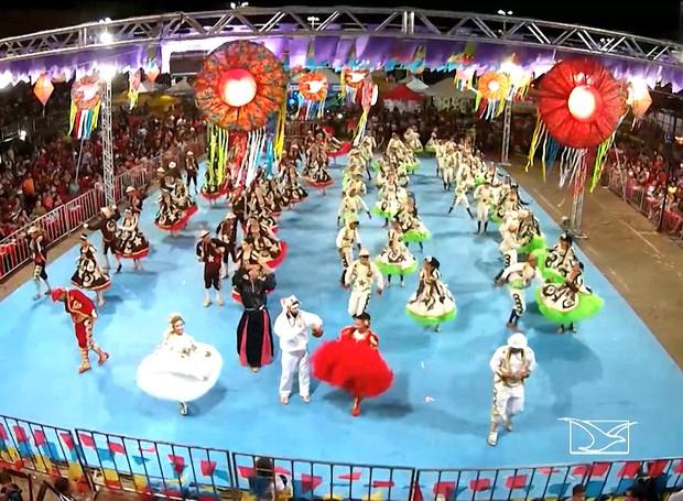 Arraiá da Mira ocorre entre 9 a 11 de junho de 2016, em Imperatriz (MA) (Foto: Reprodução/TV Mirante/Arquivo)