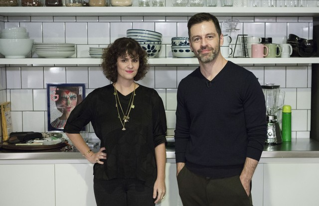 Ana Strumpf e Mauricio Arruda (Foto: Rafael Avancini)