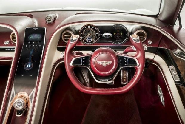 Bentley elétrico (Foto: Reprodução)