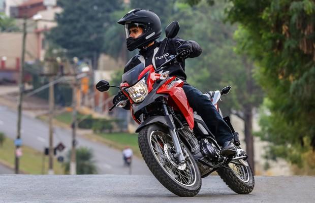 Honda XRE 190 (Foto: Divulgação)