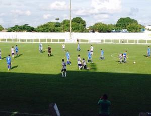 REC vence o Ariquemes por 2 a 1 no Valerião (Foto: Antognione Rocha/Arquivo Pessoal)