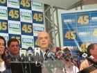 Serra diz que deseja que Dilma 'faça bem' ao Brasil