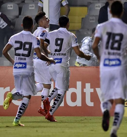 era pra matar (Ivan Storti / Divulgação Santos FC)