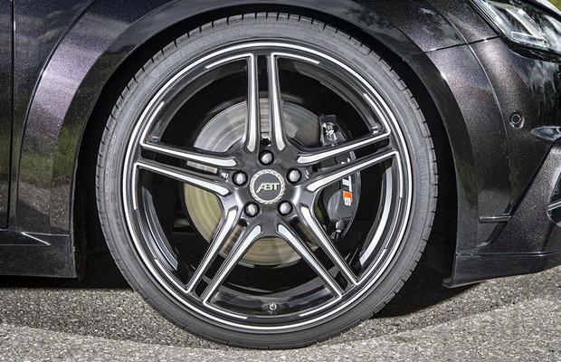 Audi TT ABT (Foto: divulgação)