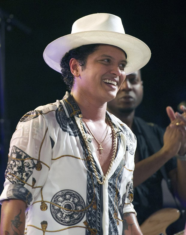 Bruno Mars (Foto: Getty Images)