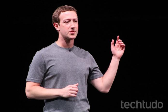 Samsung MWC - Mark Zuckerberg  (Foto: Fabrício Vitorino/TechTudo)