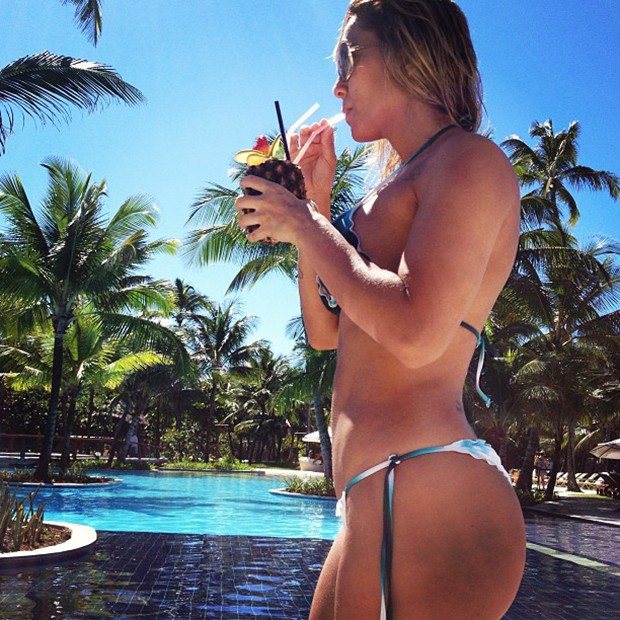 Lia Khey (Foto: Instagram / Reprodução)
